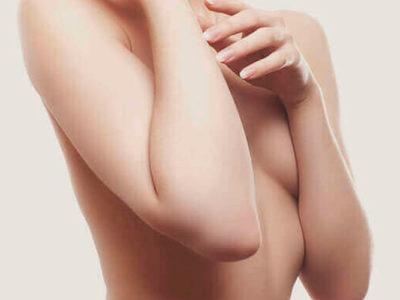 depilación laser en los brazos